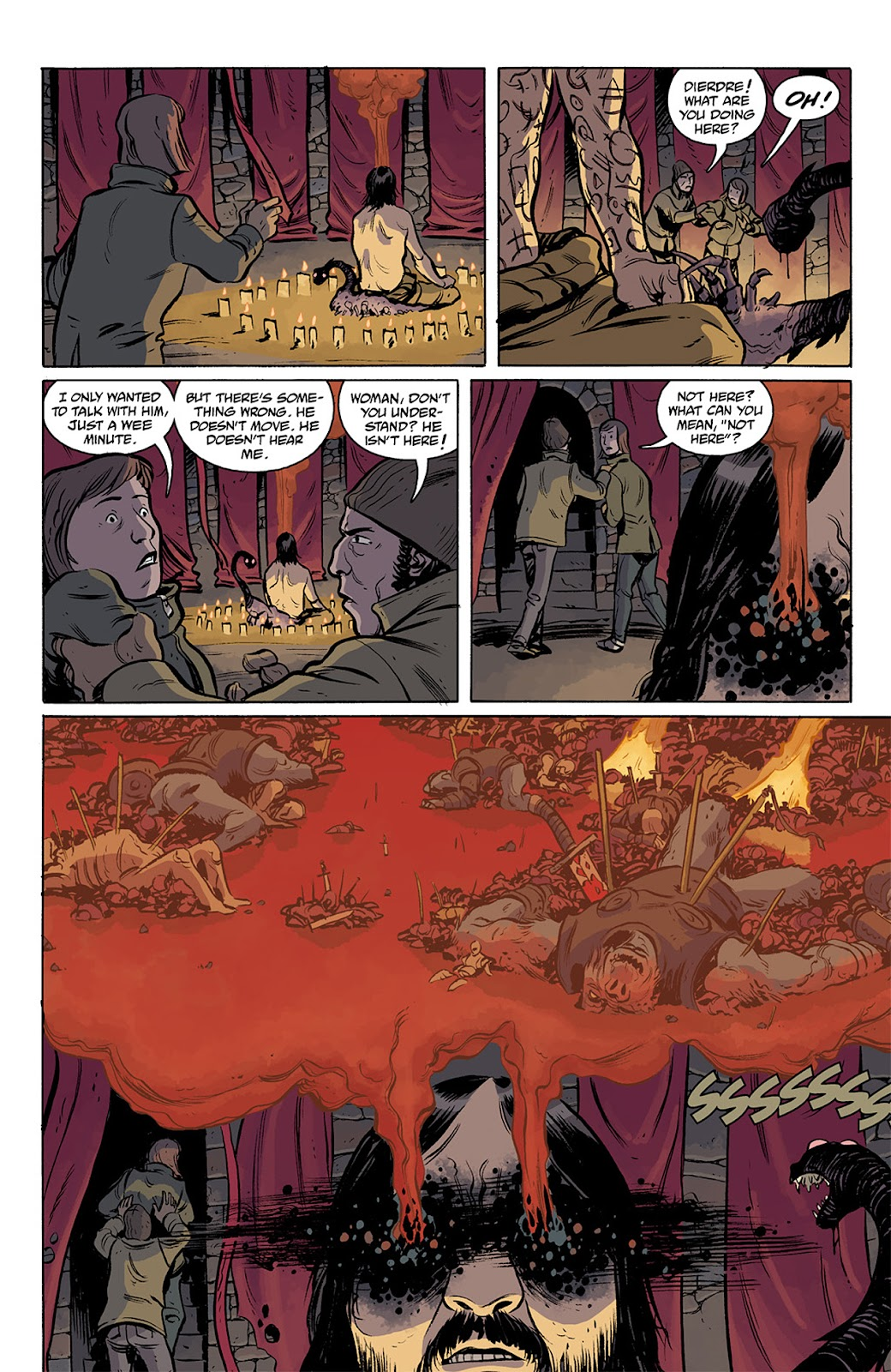 Read online B.P.R.D. Hell on Earth: The Return of the Master comic -  Issue #3 - 15