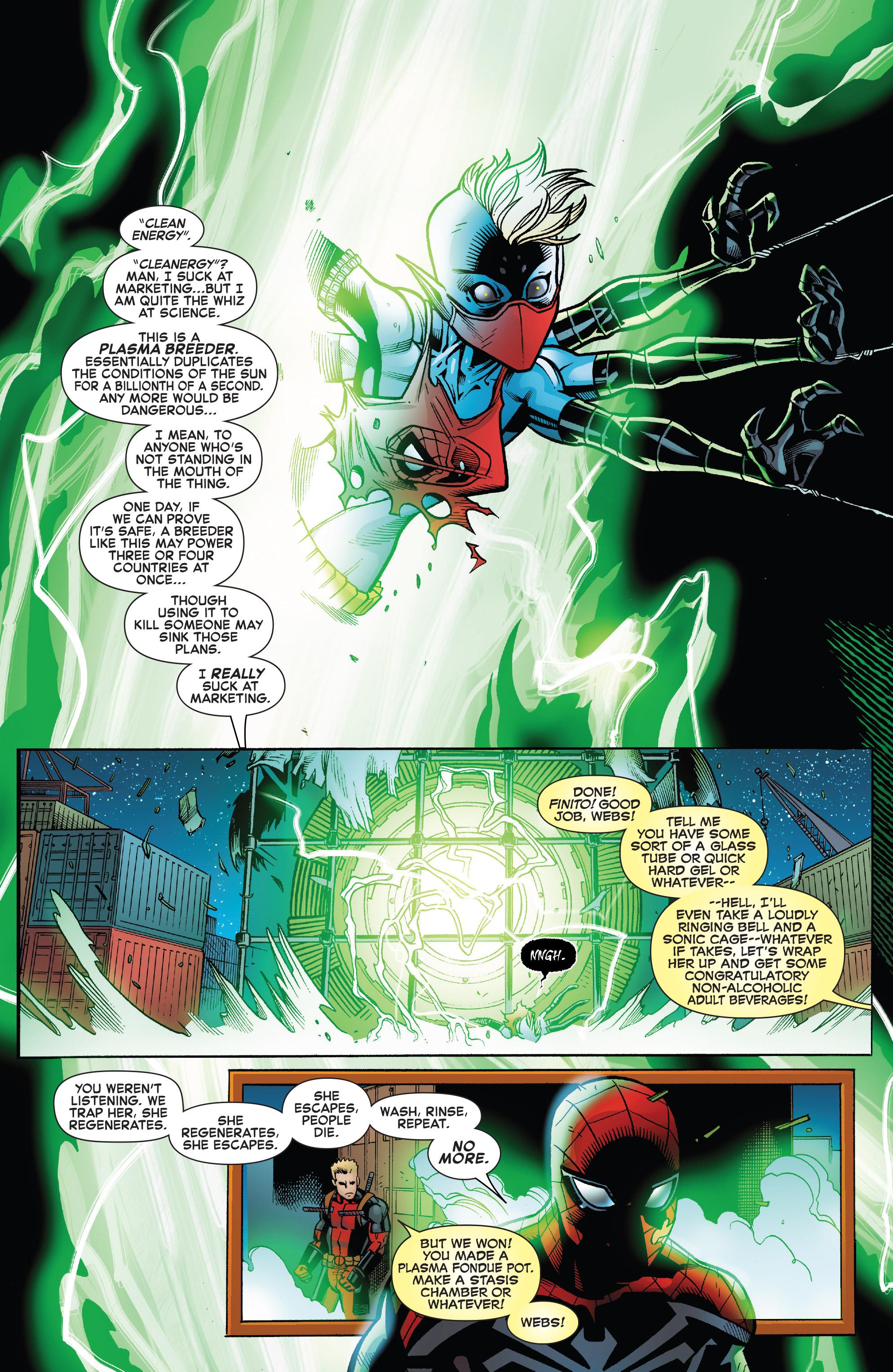 Read online Spider-Man/Deadpool comic -  Issue #17 - 17