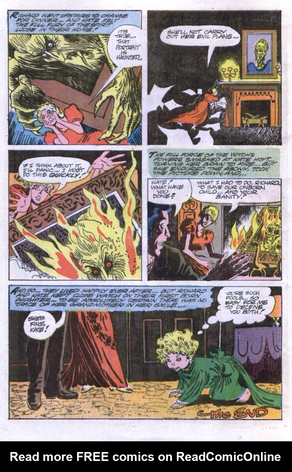Haunted Love (1973) issue 5 - Page 32