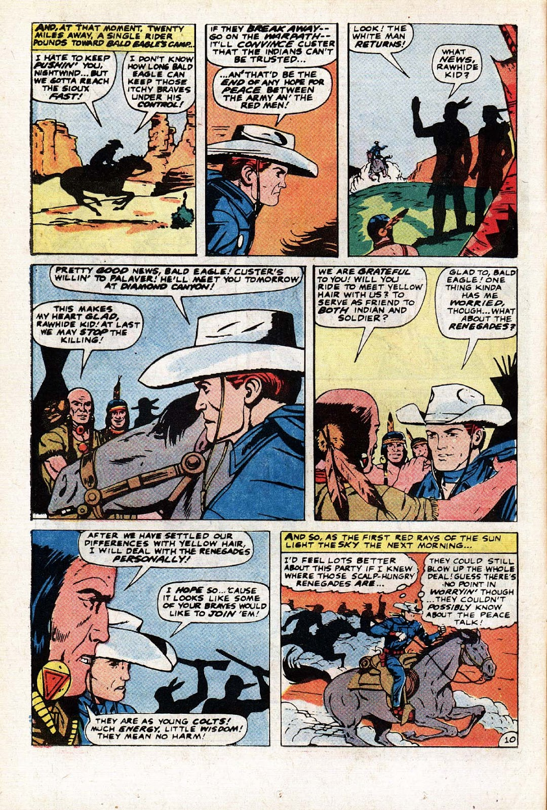The Mighty Marvel Western issue 15 - Page 11
