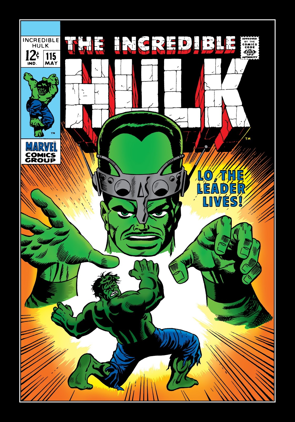 Read online Marvel Masterworks: The Incredible Hulk comic -  Issue # TPB 5 (Part 1) - 90