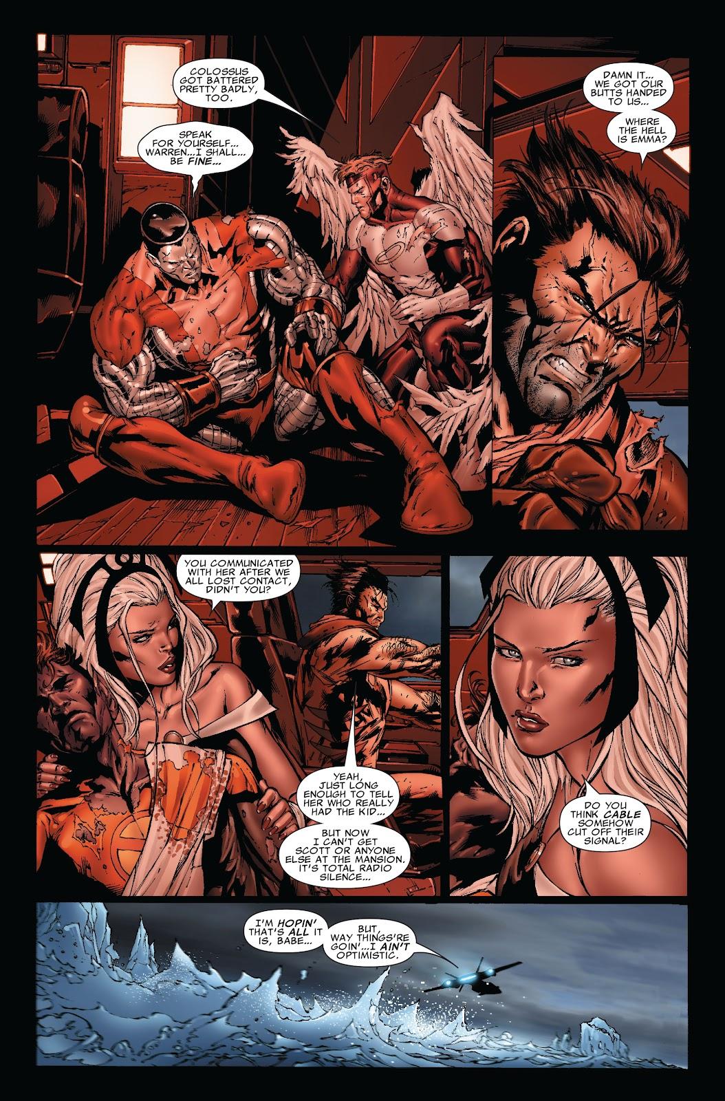 Uncanny X-Men (1963) issue 493 - Page 4
