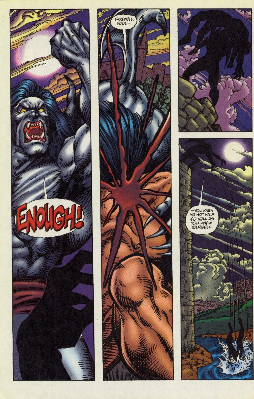 Read online Rune (1995) comic -  Issue #5 - 19