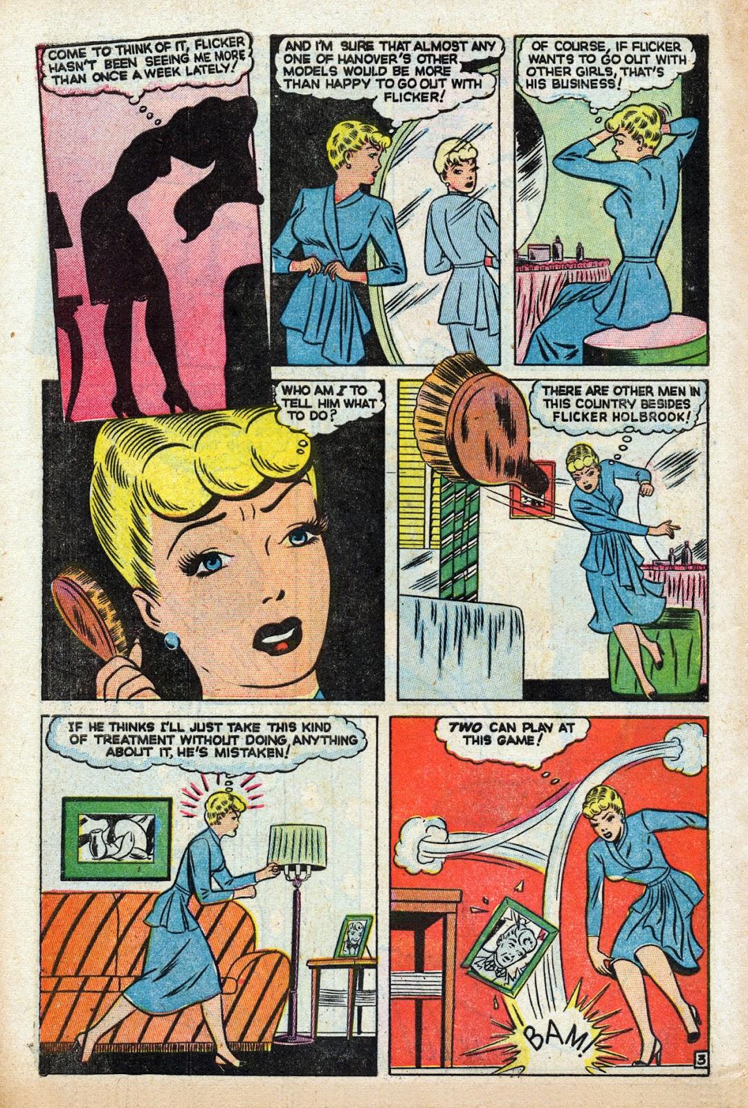 Read online Comedy Comics (1948) comic -  Issue #3 - 30