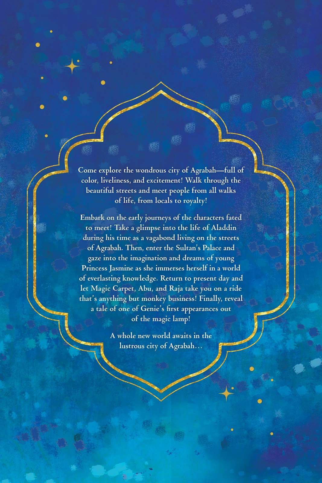 Read online Disney Aladdin: Four Tales of Agrabah comic -  Issue # TPB - 5