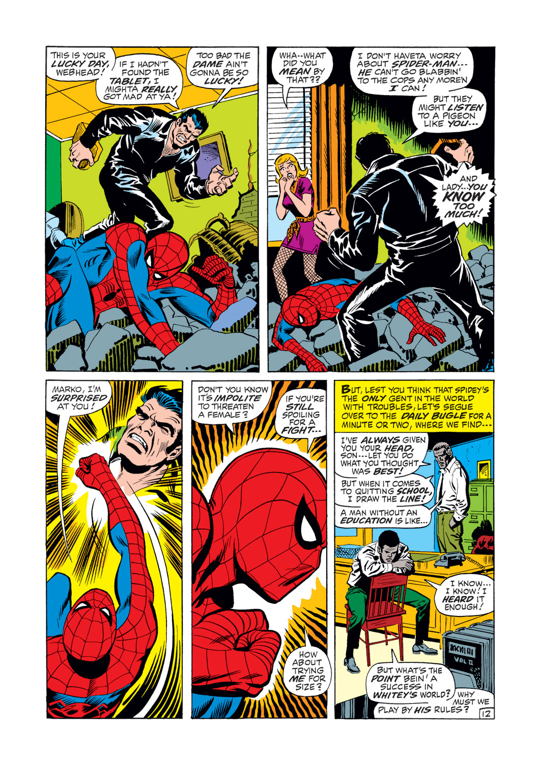 The Amazing Spider-Man (1963) 73 Page 12