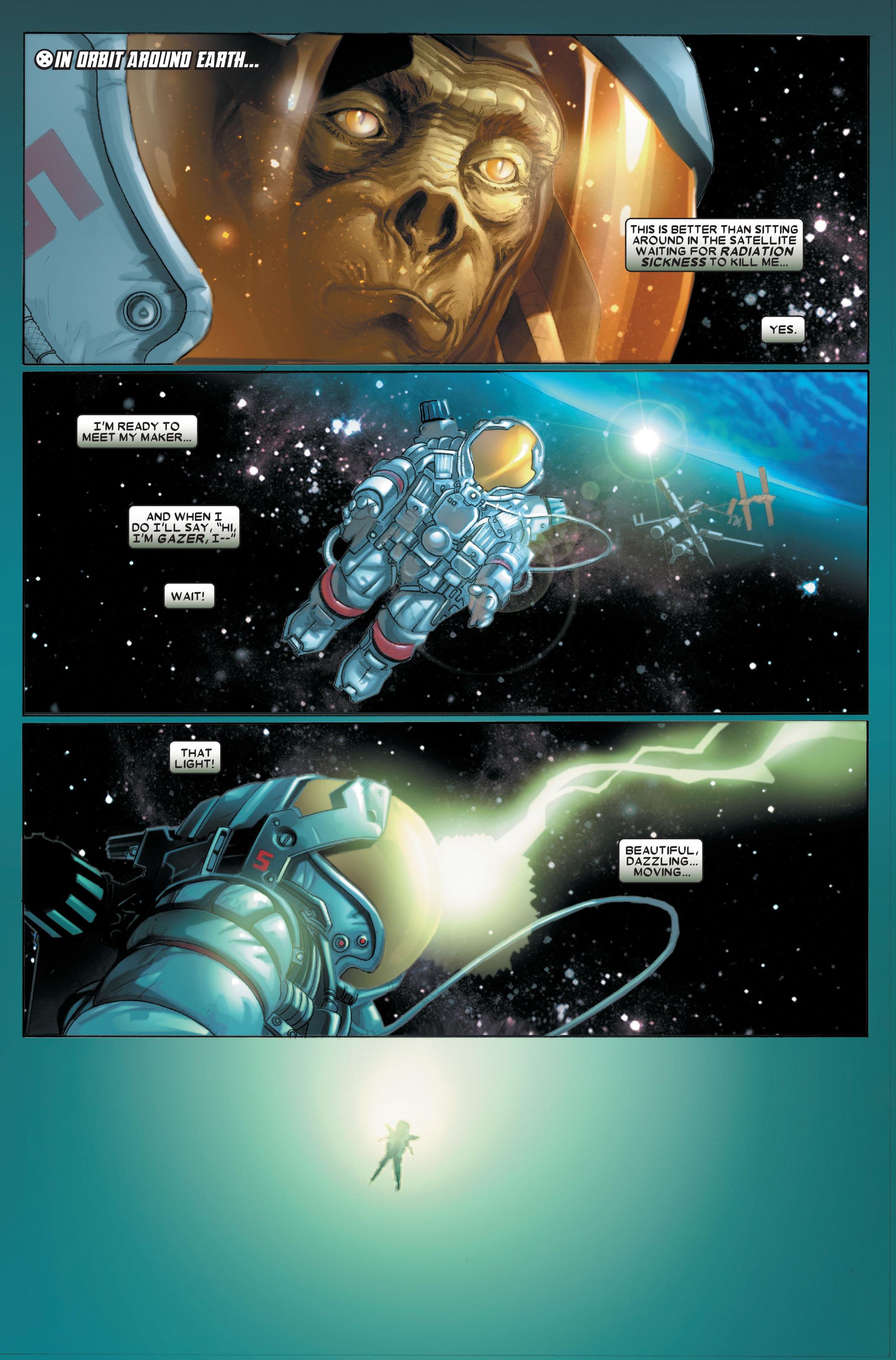 X-Men (1991) 182 Page 1