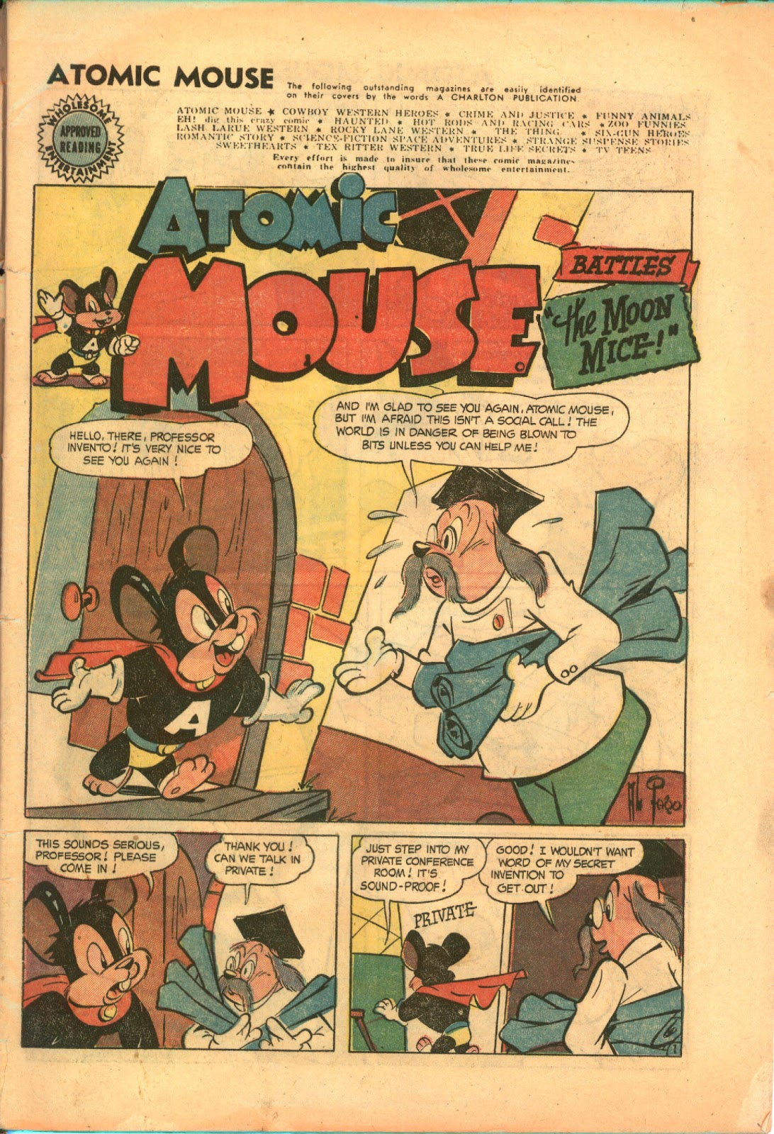 Atomic Mouse issue 8 - Page 3