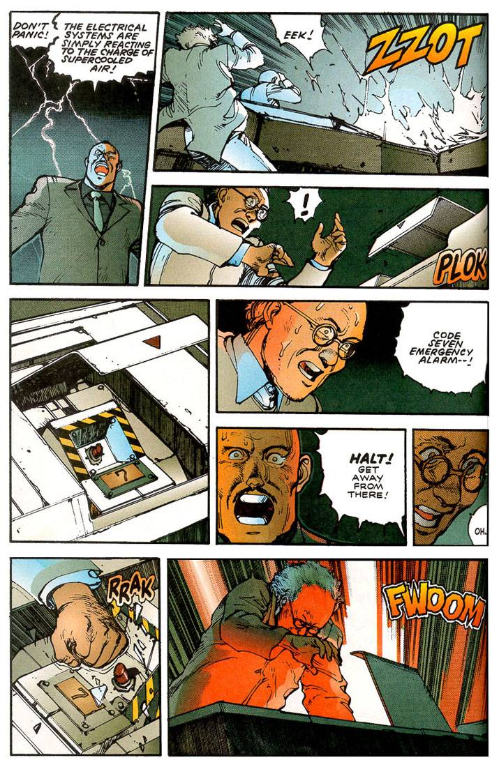 Read online Akira comic -  Issue #11 - 12