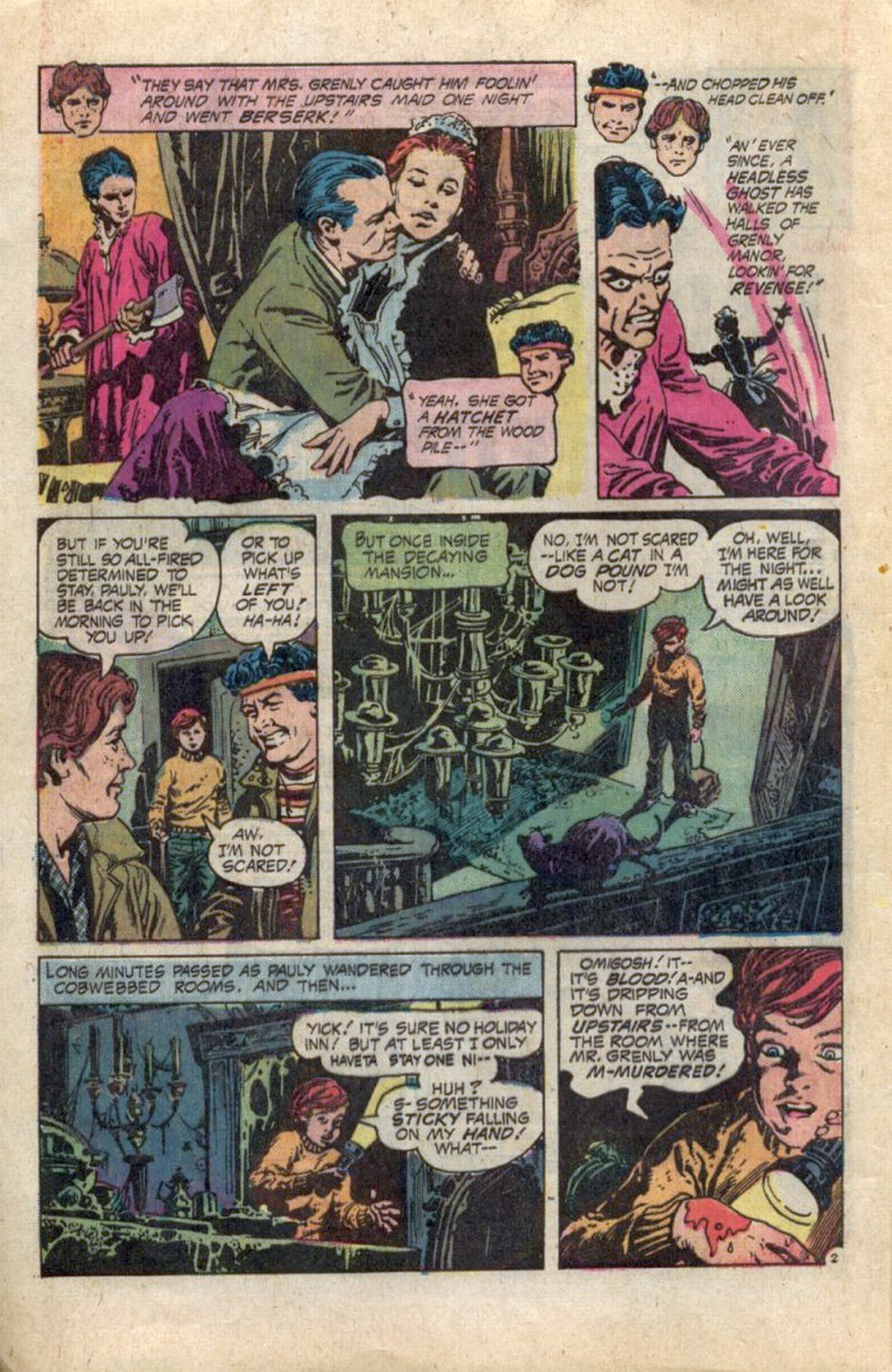 House of Secrets (1956) issue 126 - Page 4