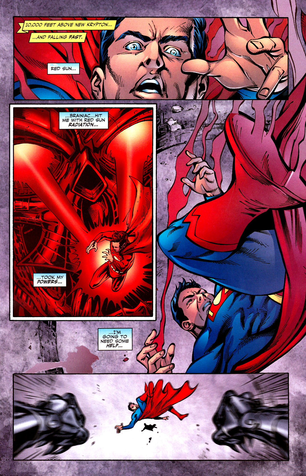 Adventure Comics (2009) 10 Page 2