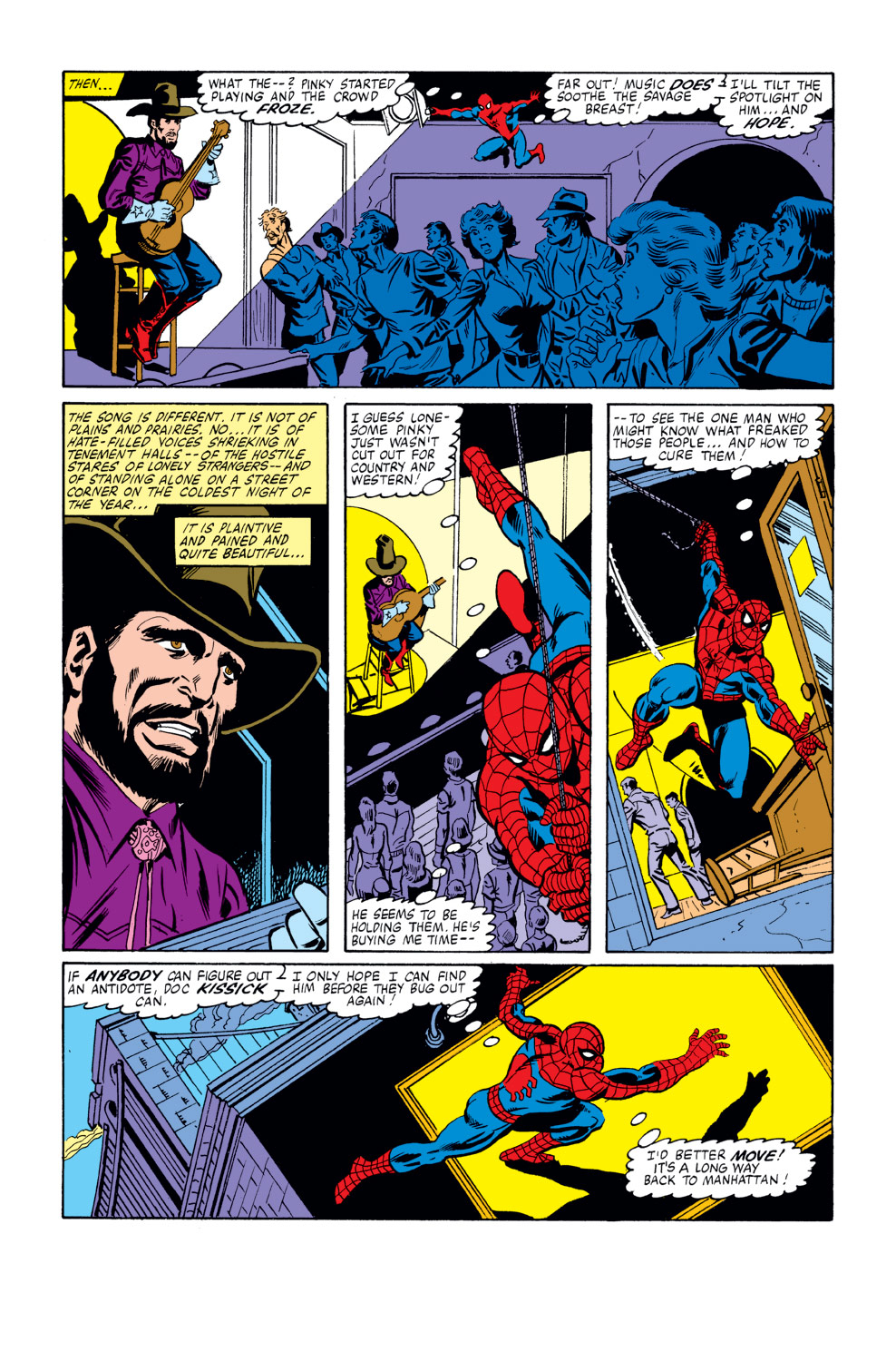 The Amazing Spider-Man (1963) 221 Page 12