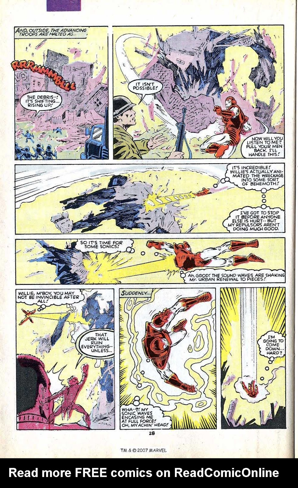 Iron Man Annual issue 8 - Page 34