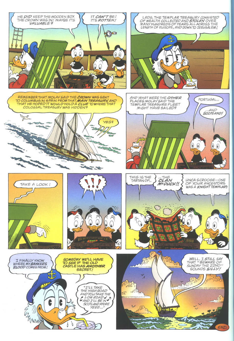 Read online Uncle Scrooge (1953) comic -  Issue #339 - 30