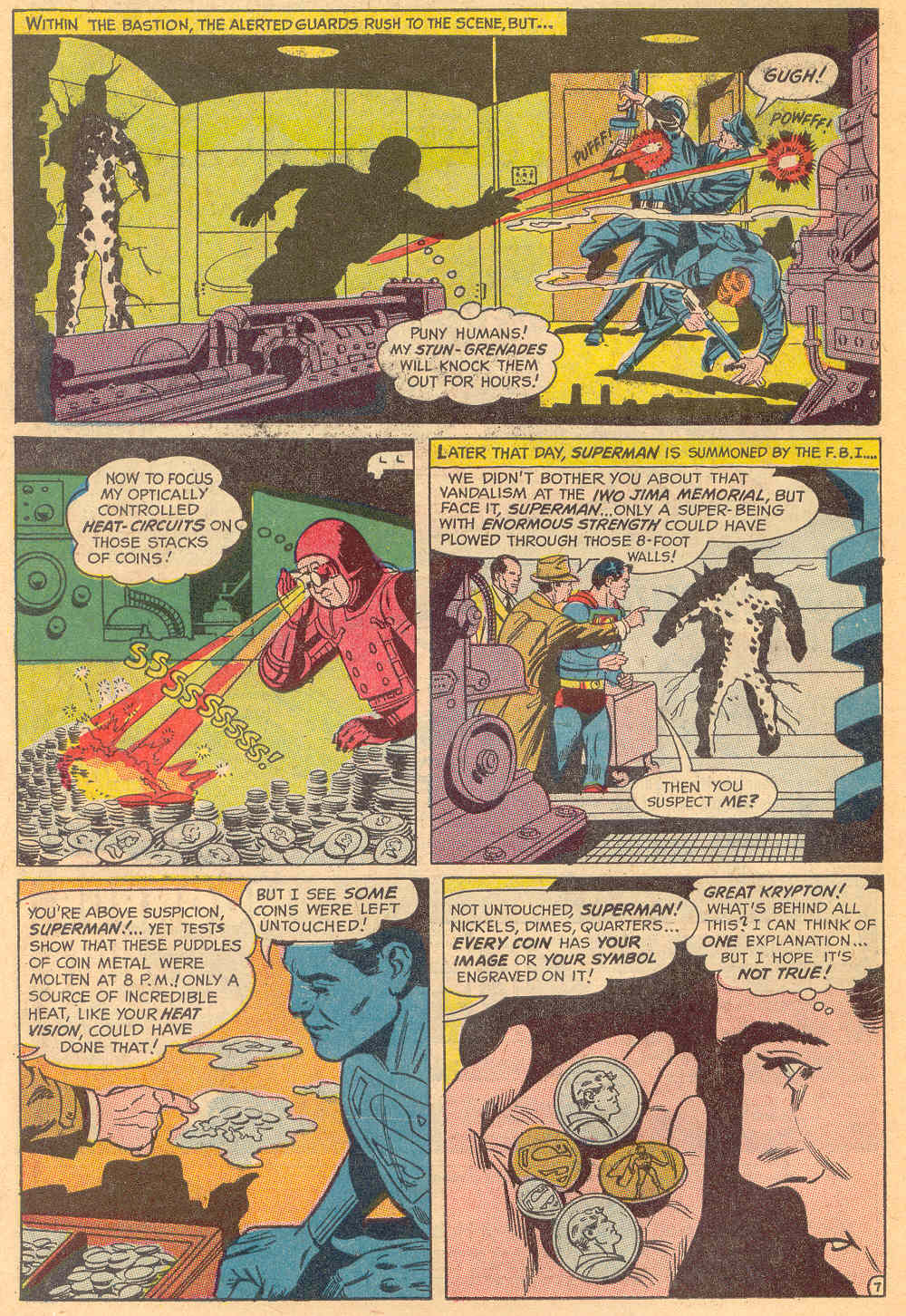 Read online Action Comics (1938) comic -  Issue #380 - 10