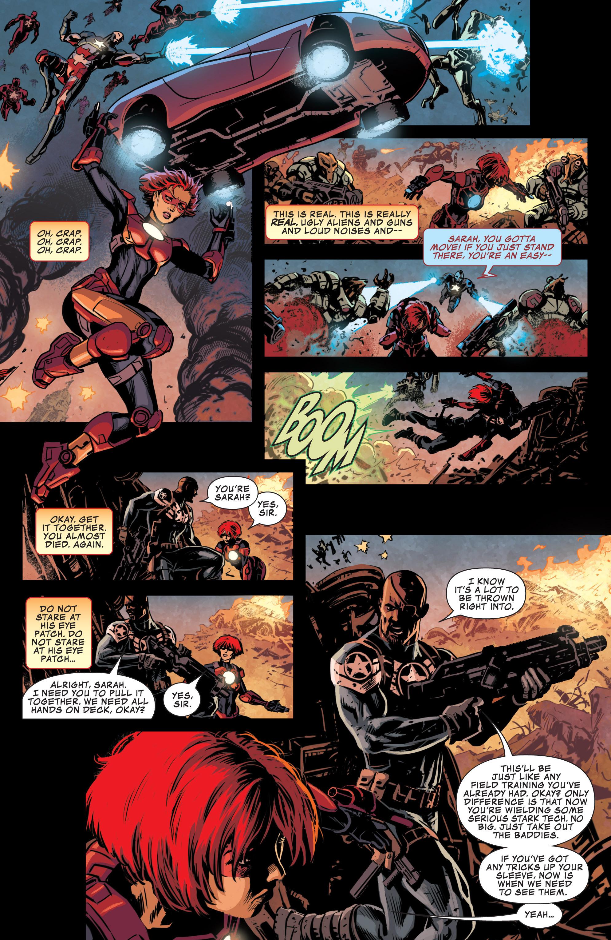 Read online Secret Avengers (2013) comic -  Issue #10 - 13
