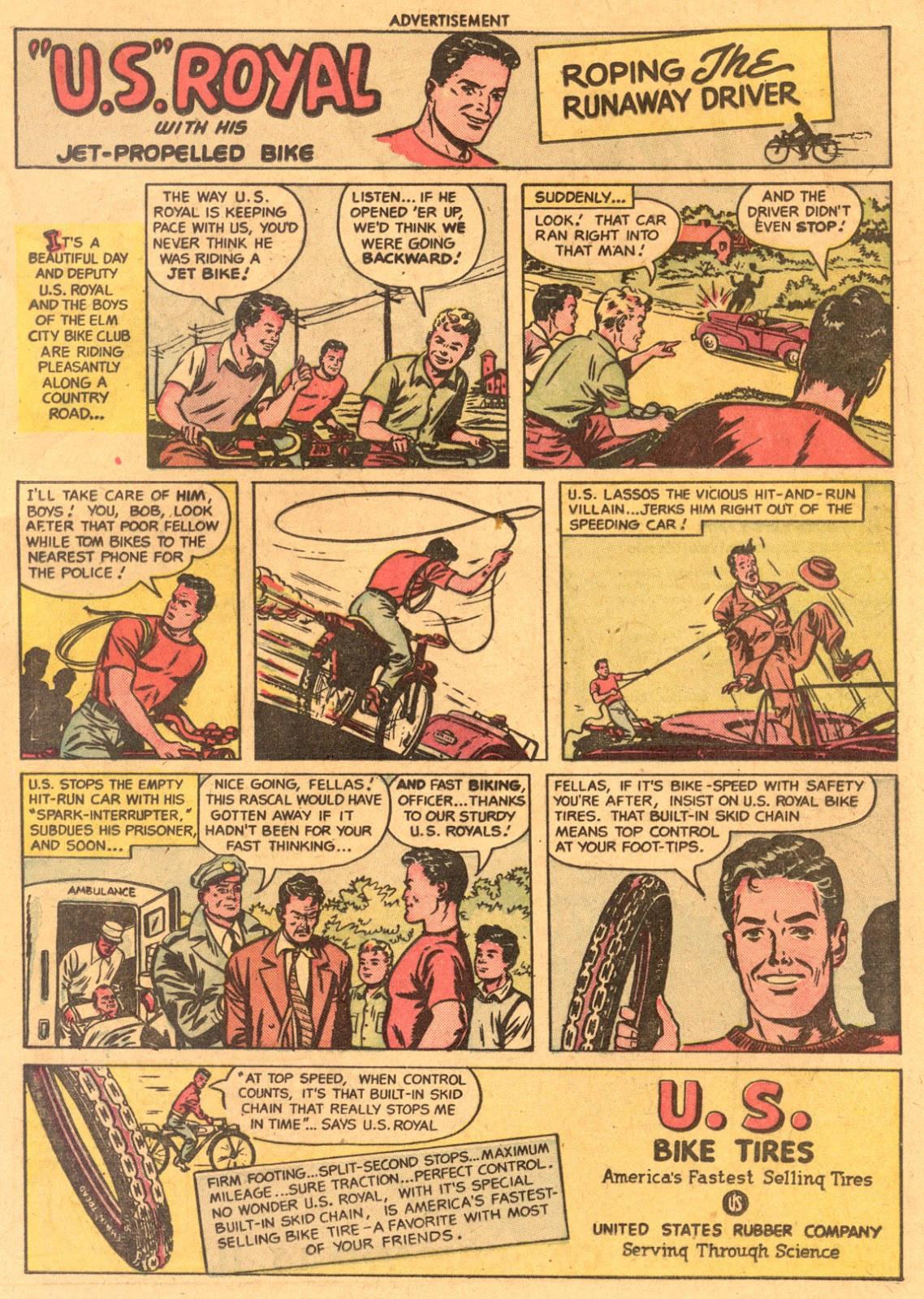 Star Spangled Comics (1941) issue 80 - Page 25