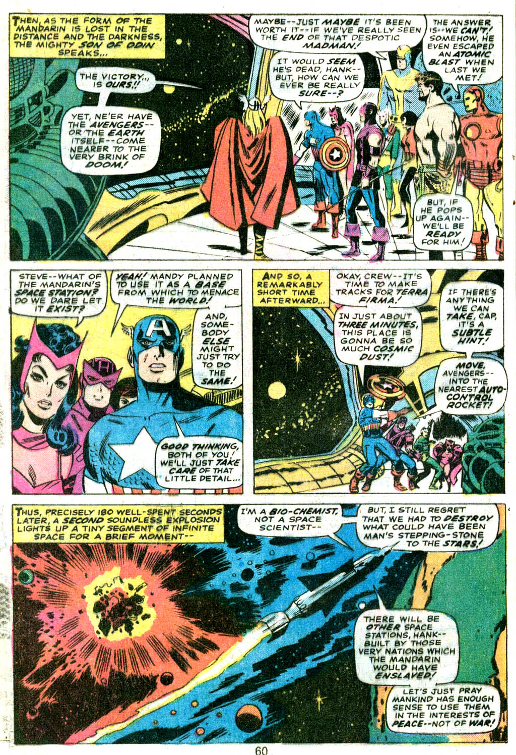 Giant-Size Avengers (1974) issue 5 - Page 49