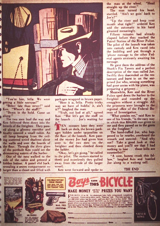 Read online Detective Comics (1937) comic -  Issue #16 - 35