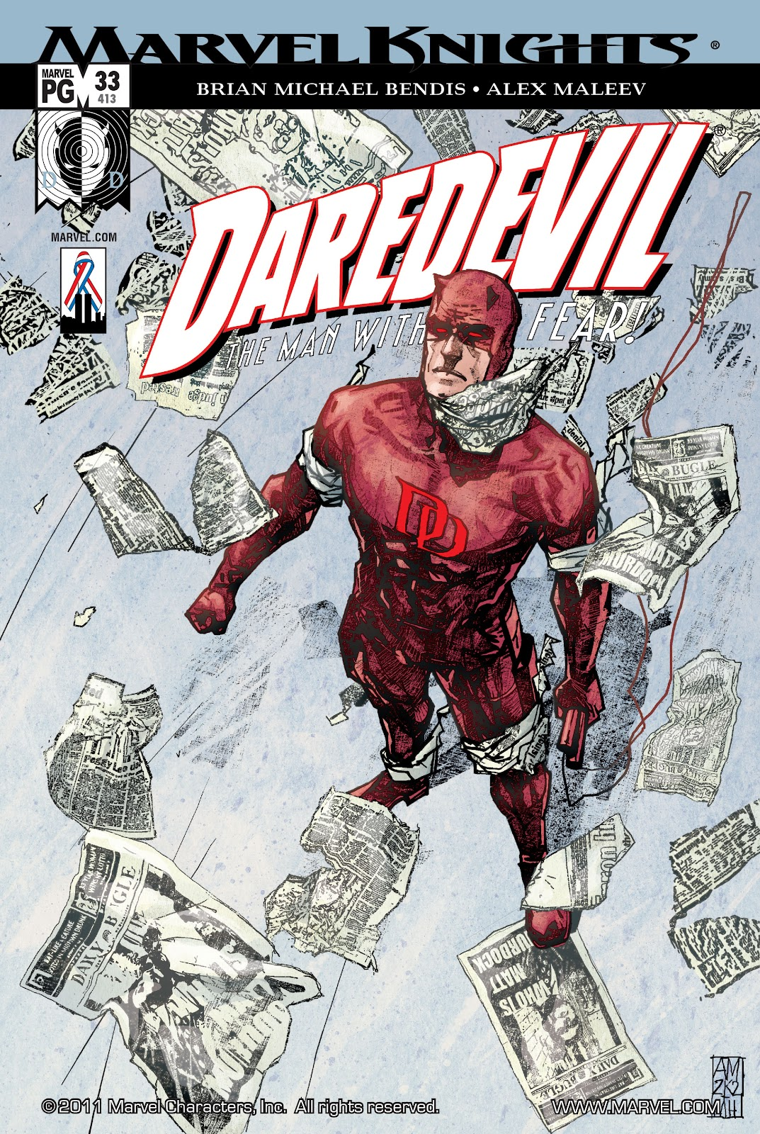 Read online Daredevil (1998) comic -  Issue # _Ultimate_Collection TPB 1 (Part 3) - 36