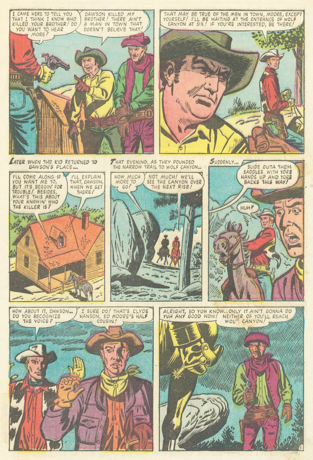 Kid Colt Outlaw issue 52 - Page 31