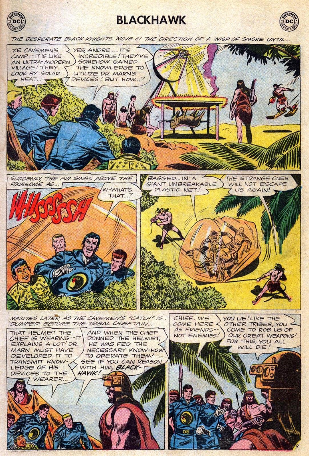 Blackhawk (1957) Issue #189 #82 - English 11