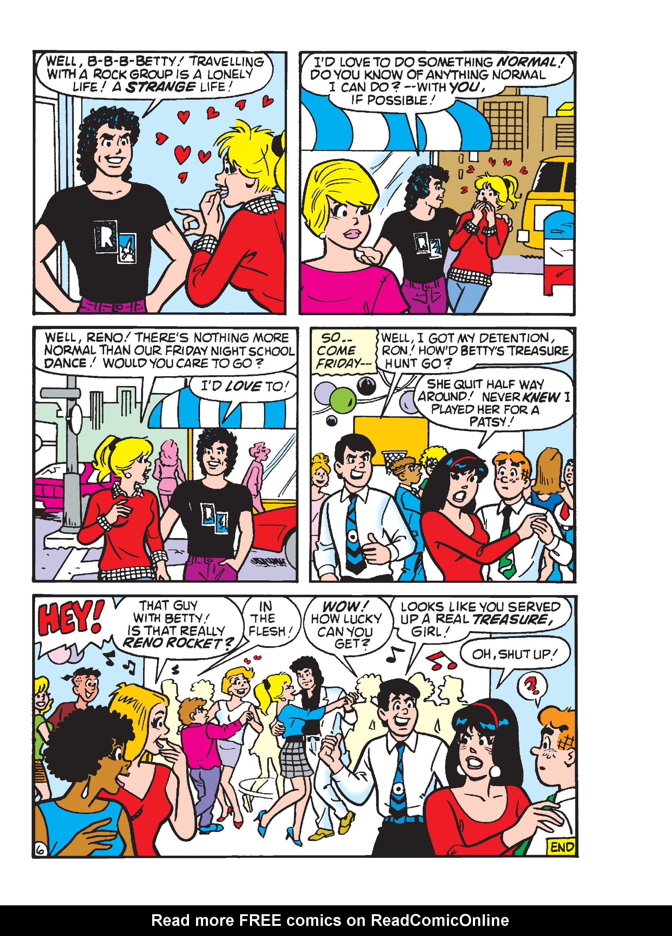 Read online Archie 1000 Page Comics Blowout! comic -  Issue # TPB (Part 3) - 111
