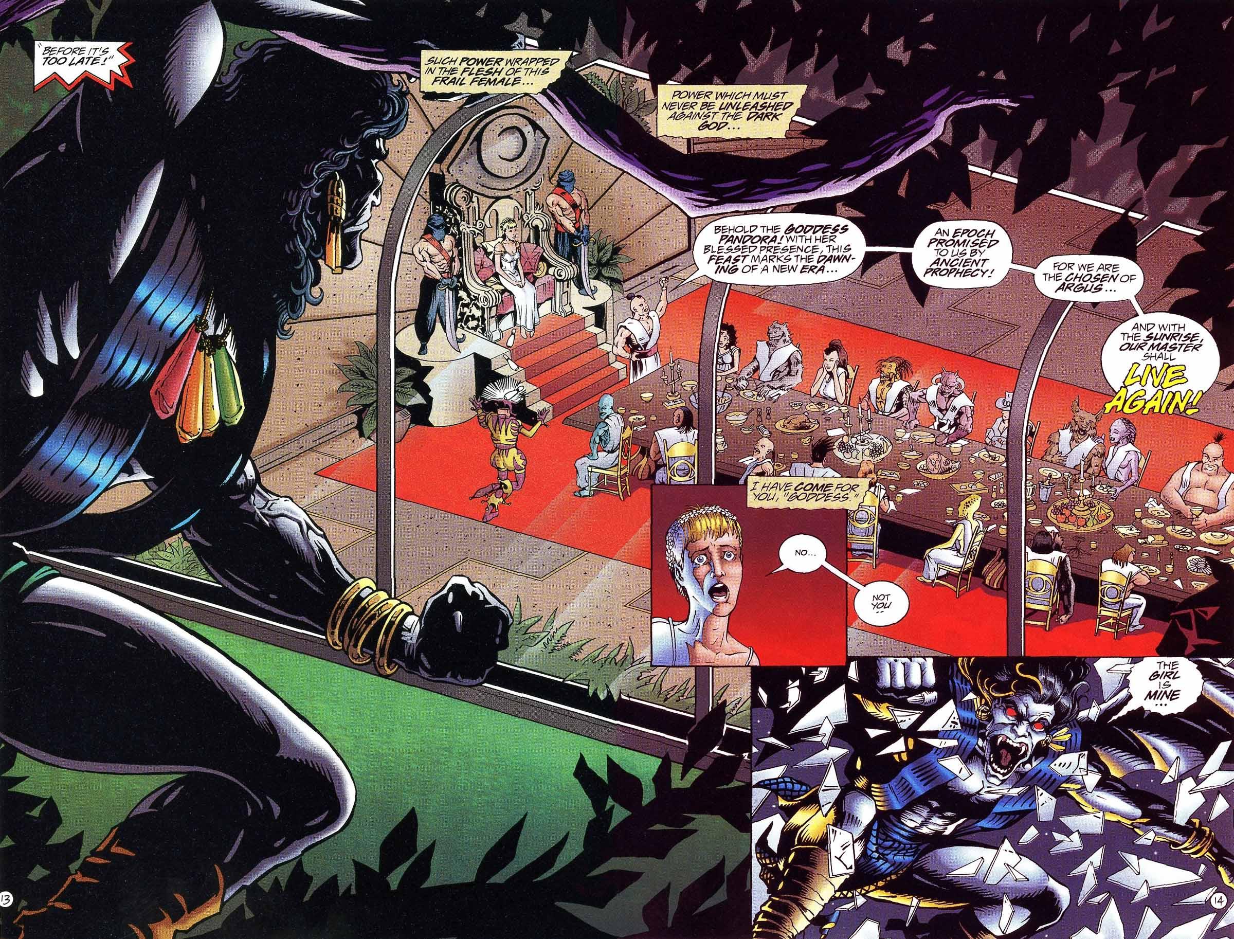 Read online Rune (1994) comic -  Issue #9 - 15