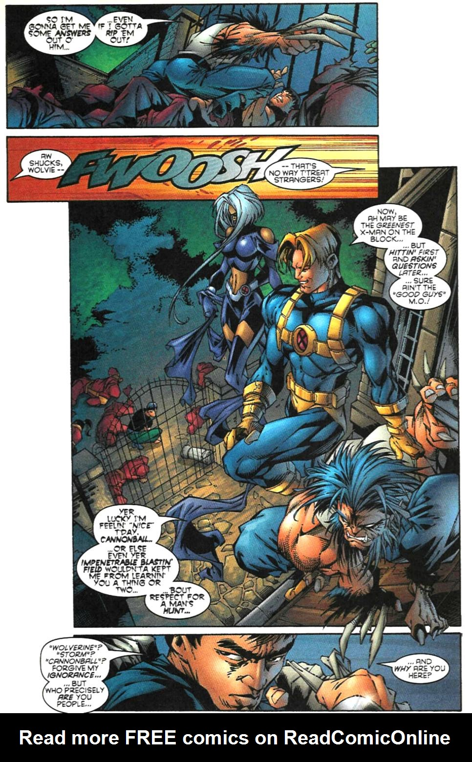 X-Men (1991) 62 Page 11