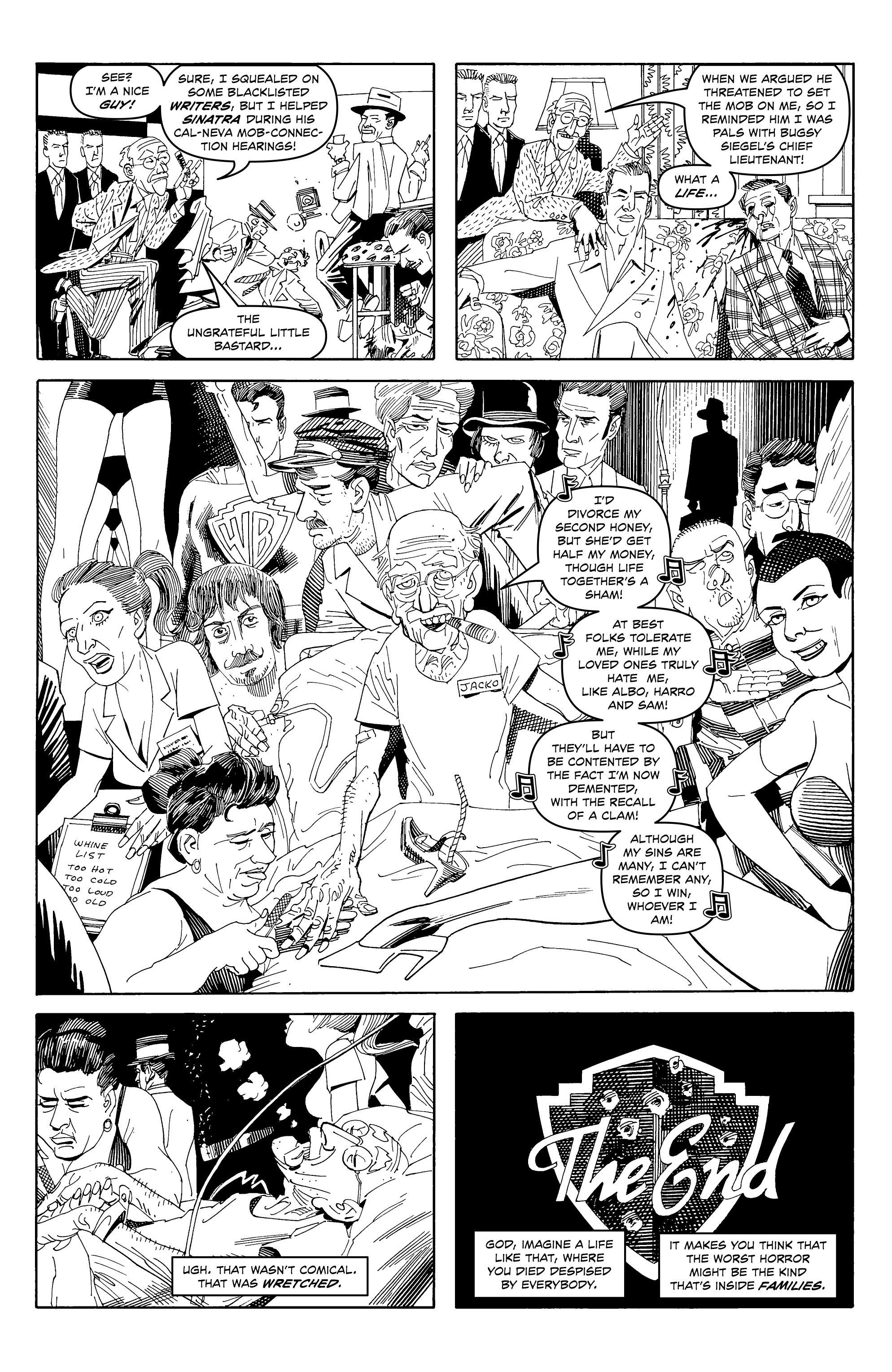 Read online Alan Moore's Cinema Purgatorio comic -  Issue #6 - 11