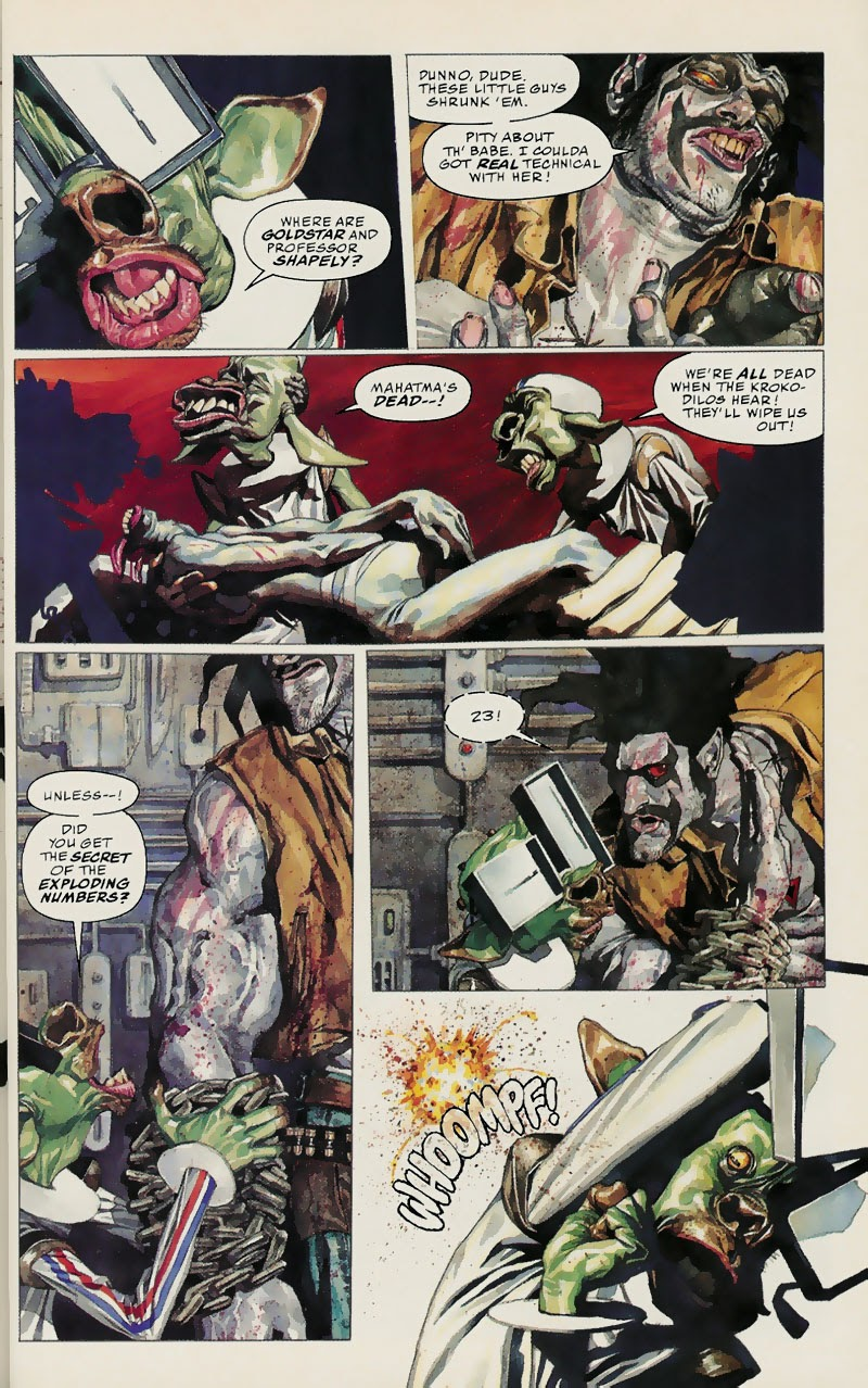 Lobo: Fragtastic Voyage issue Full - Page 44