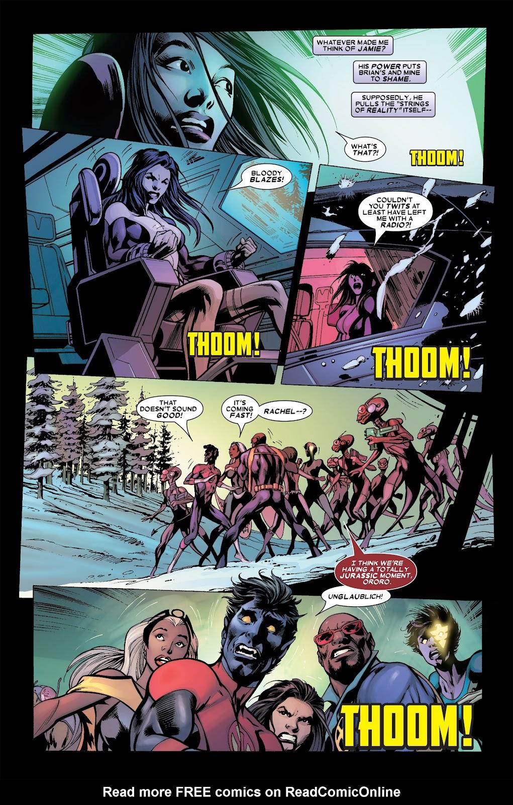 Uncanny X-Men (1963) issue 456 - Page 9