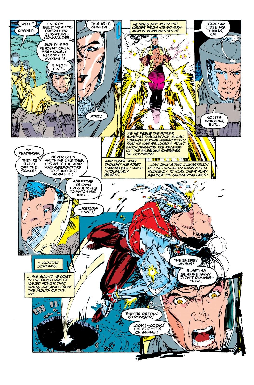 Uncanny X-Men (1963) issue 284 - Page 4