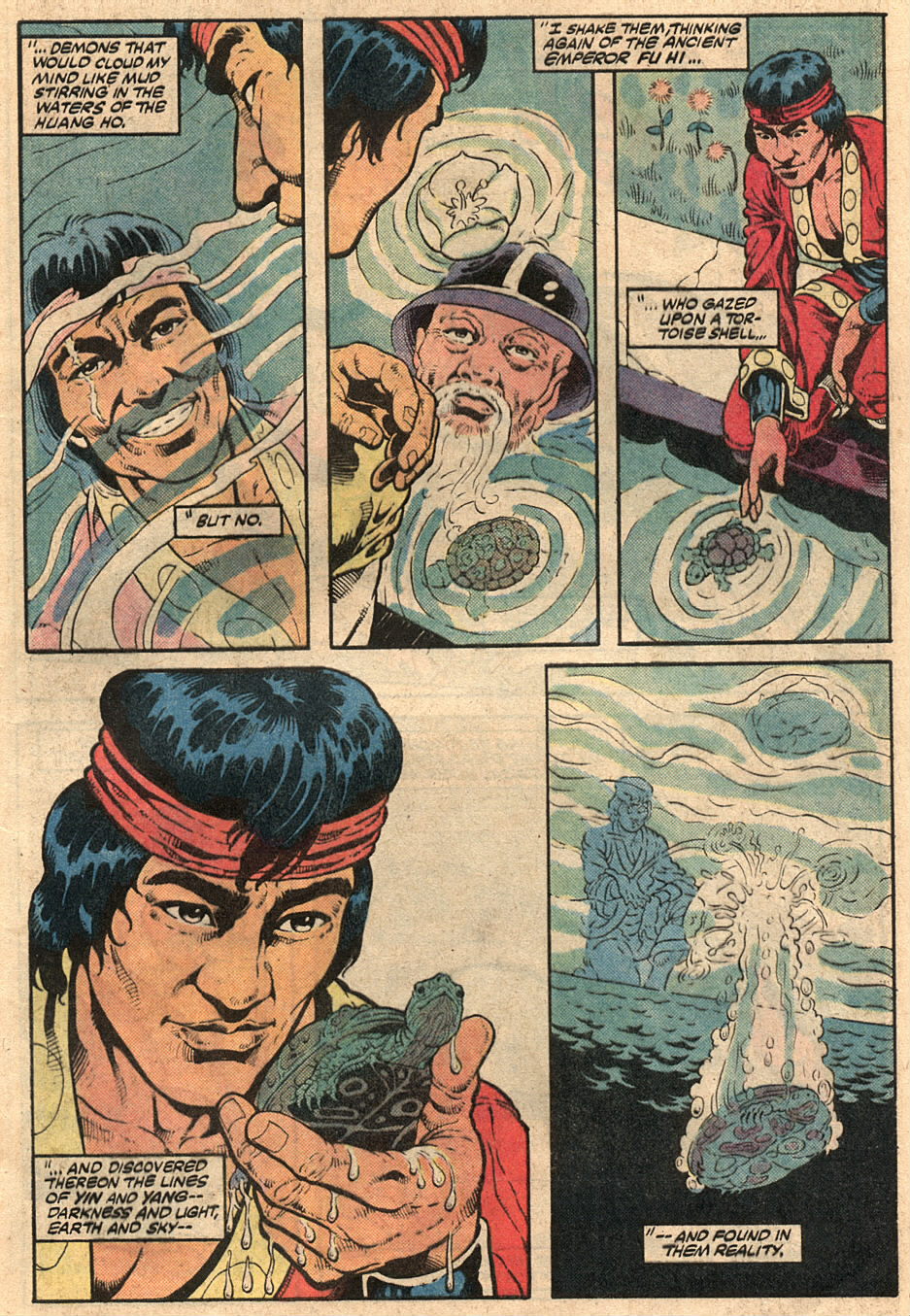 Read online Master of Kung Fu (1974) comic -  Issue #125 - 6