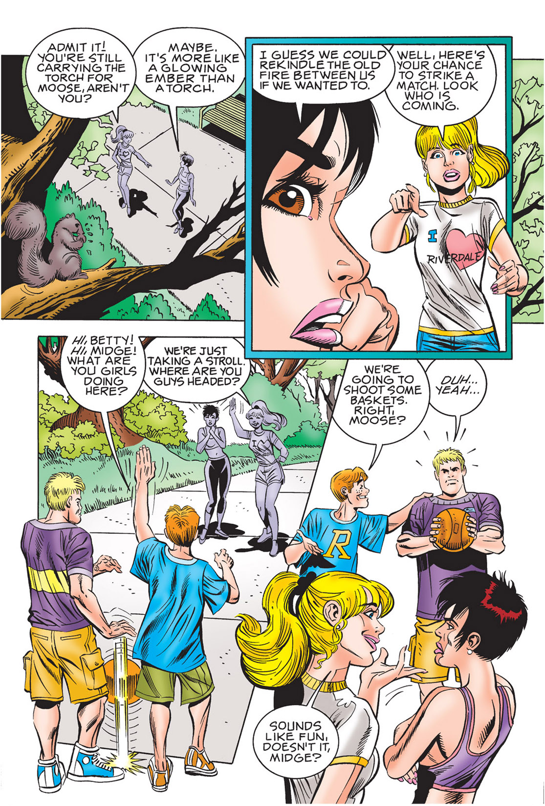 Read online Archie's New Look Series comic -  Issue #3 - 31