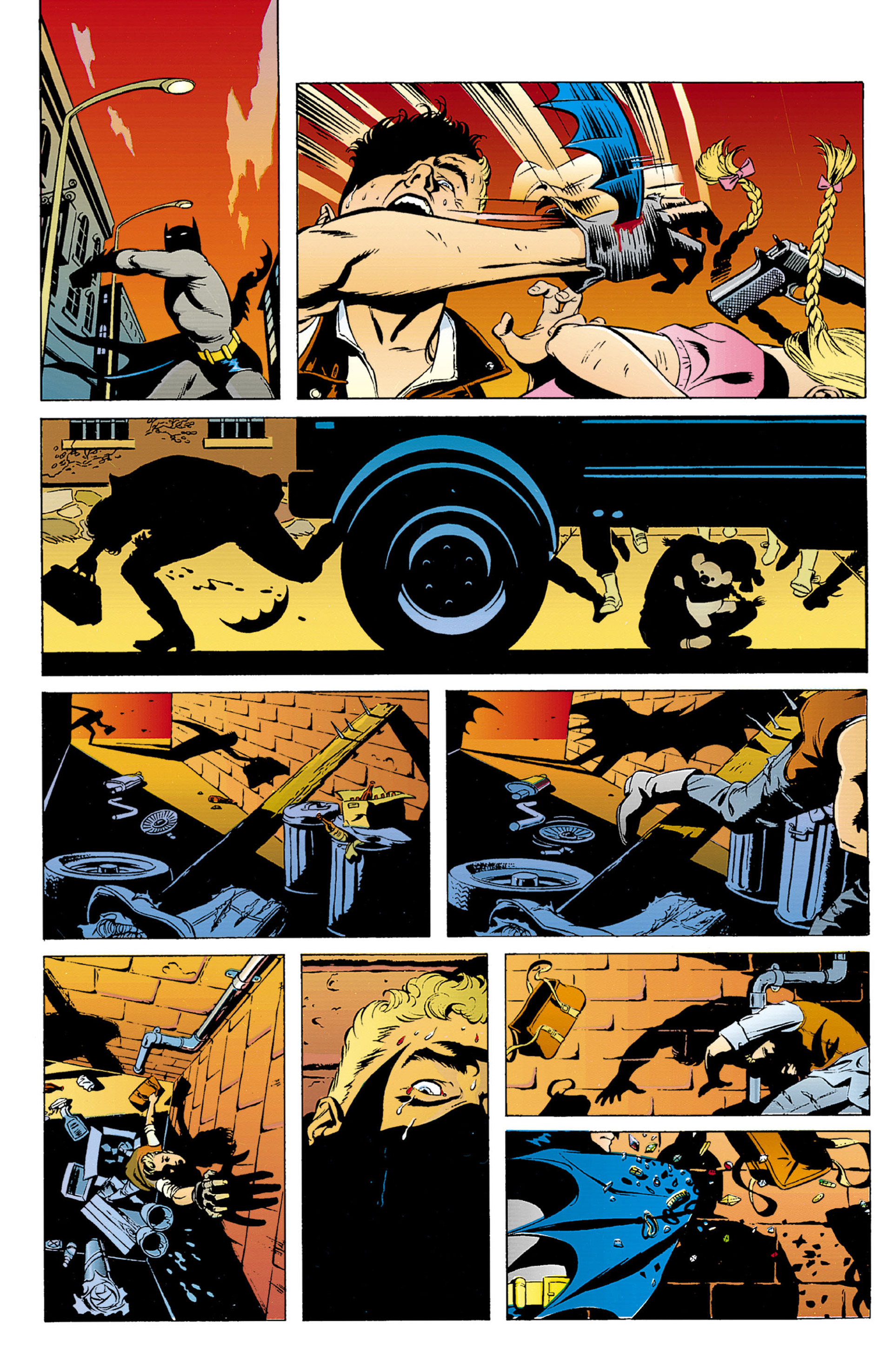 Read online World's Finest (1990) comic -  Issue #1 - 8