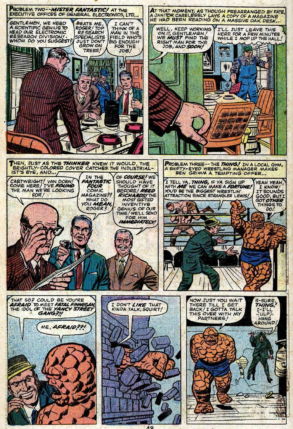 Giant-Size Fantastic Four issue 5 - Page 50
