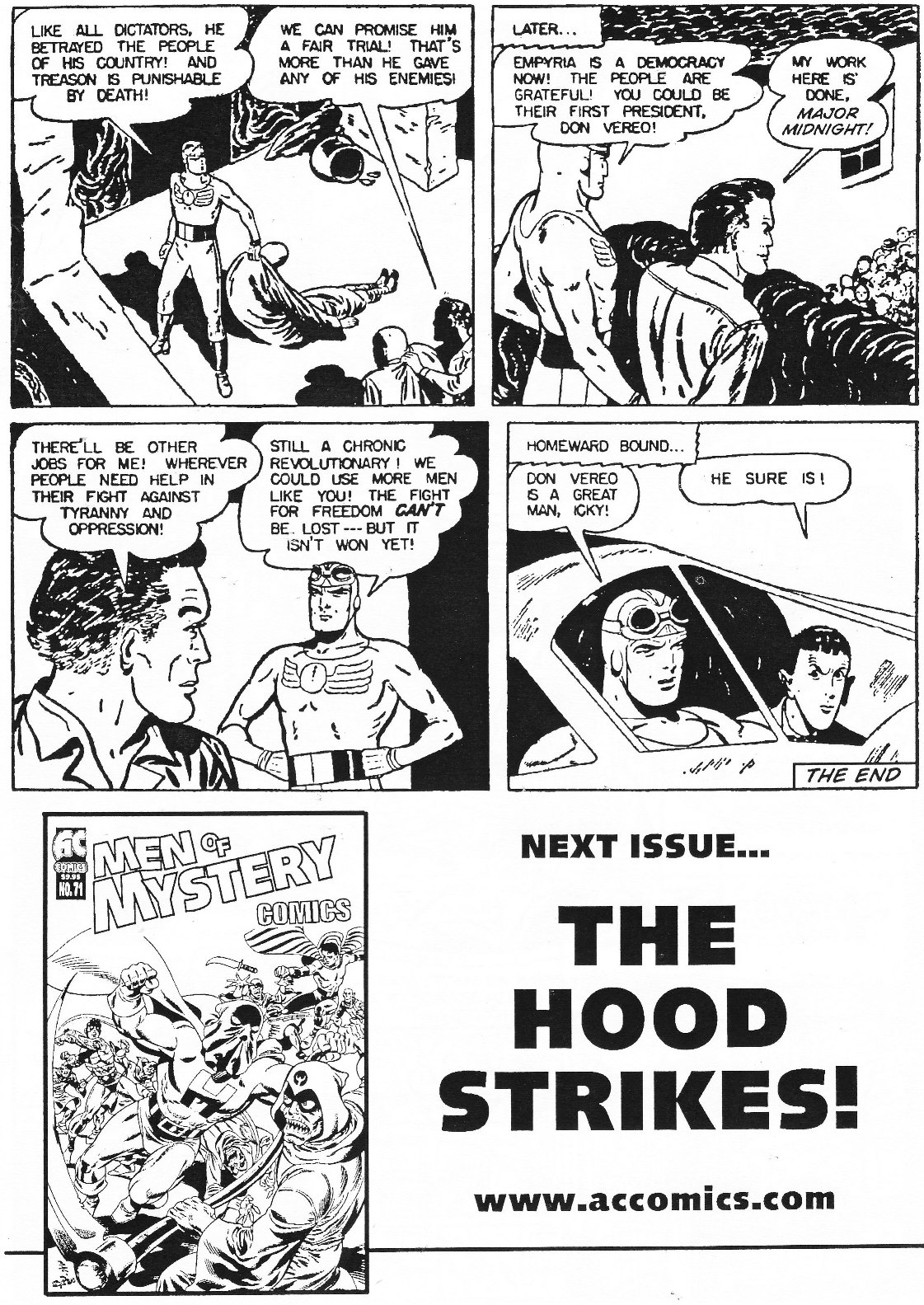 Read online Men of Mystery Comics comic -  Issue #70 - 27