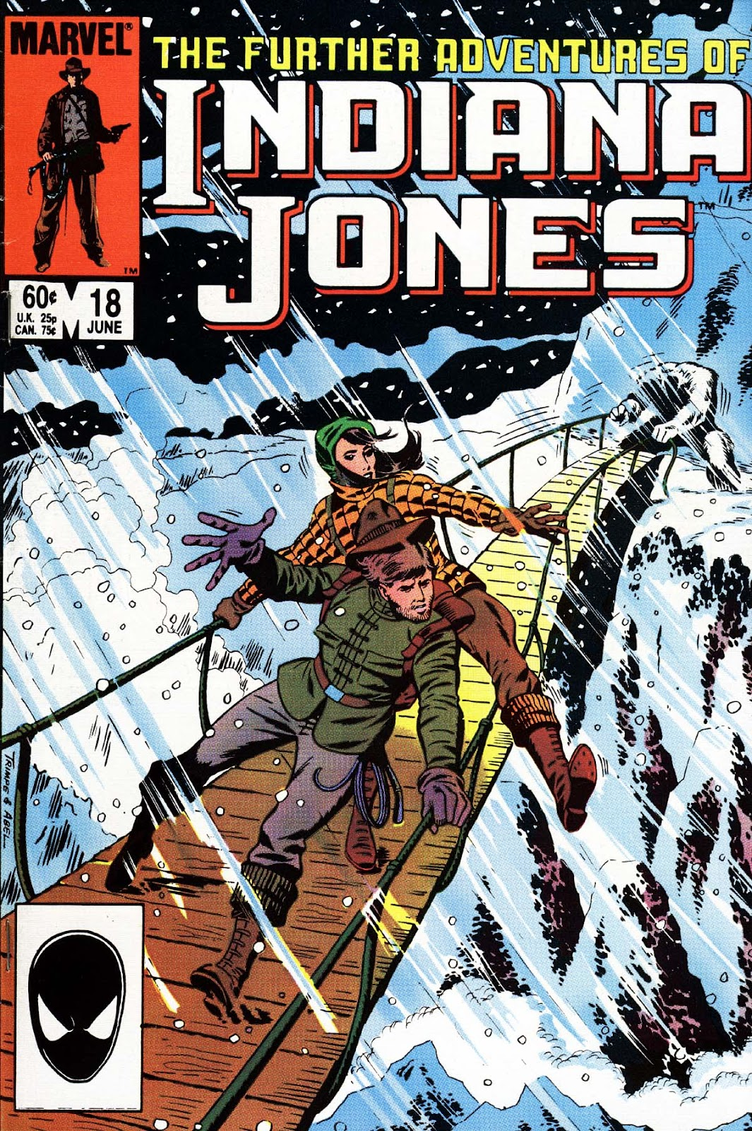 The Further Adventures of Indiana Jones issue 18 - Page 1