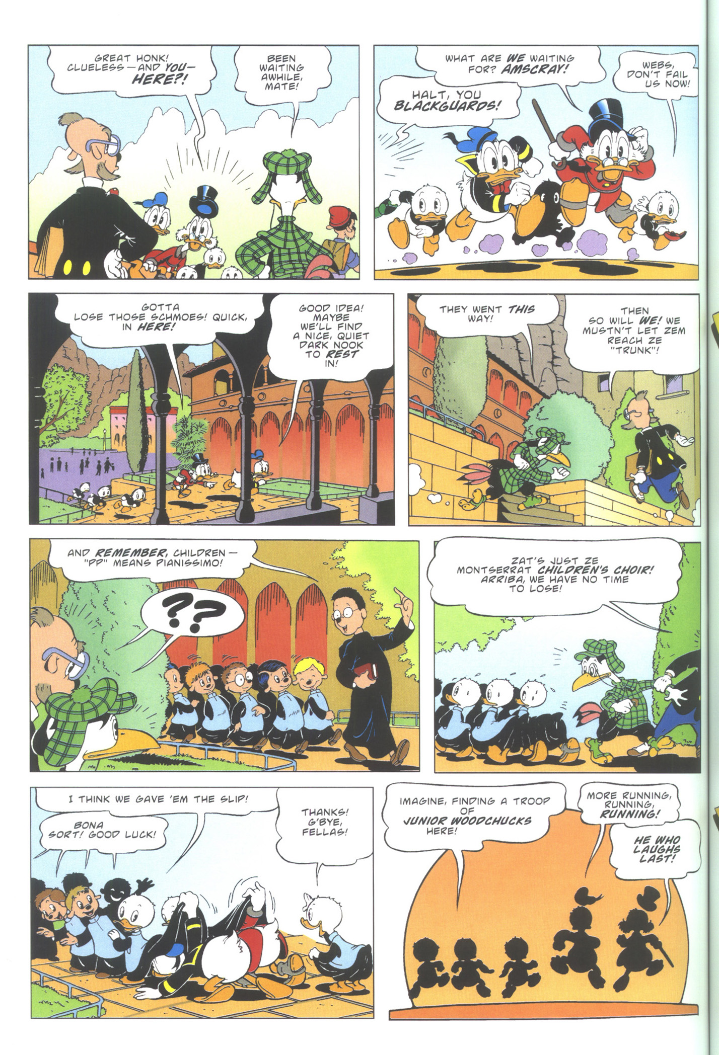 Read online Uncle Scrooge (1953) comic -  Issue #353 - 38