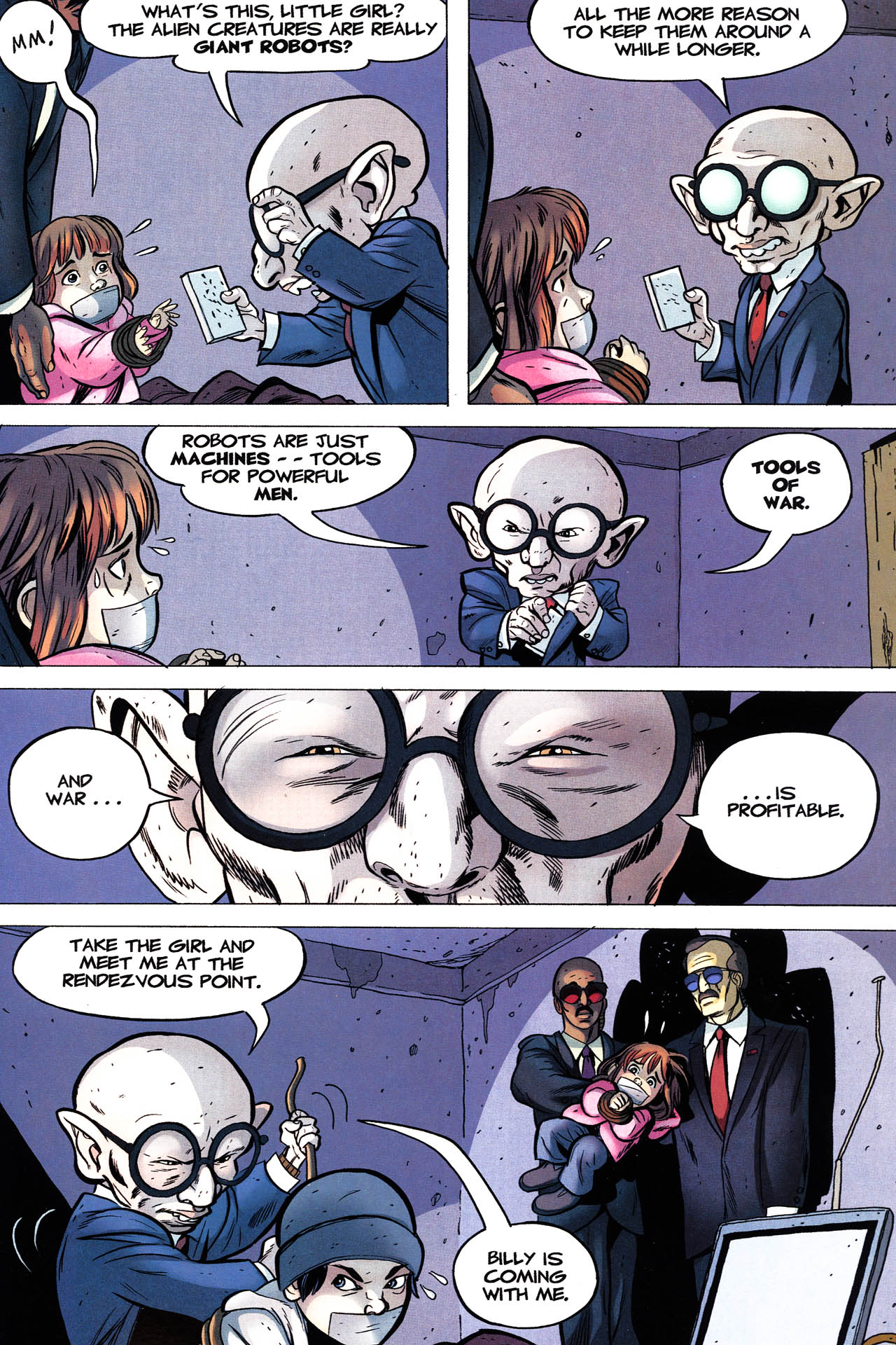 Read online Shazam!: The Monster Society of Evil comic -  Issue #3 - 17