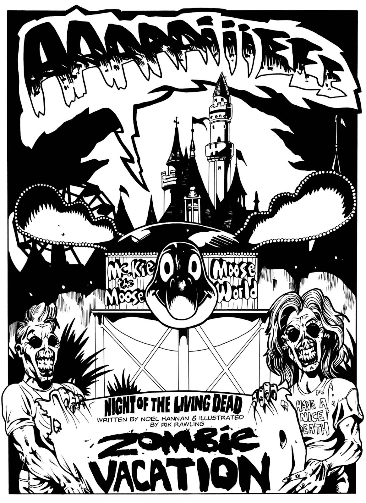 Read online Night of the Living Dead (1994) comic -  Issue #2 - 6