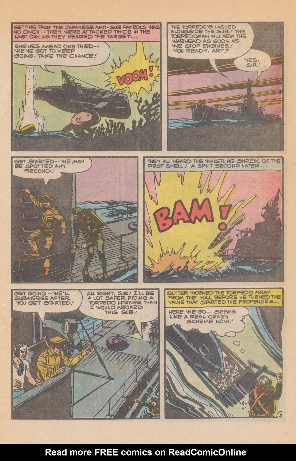 Read online Fightin' Navy comic -  Issue #133 - 5