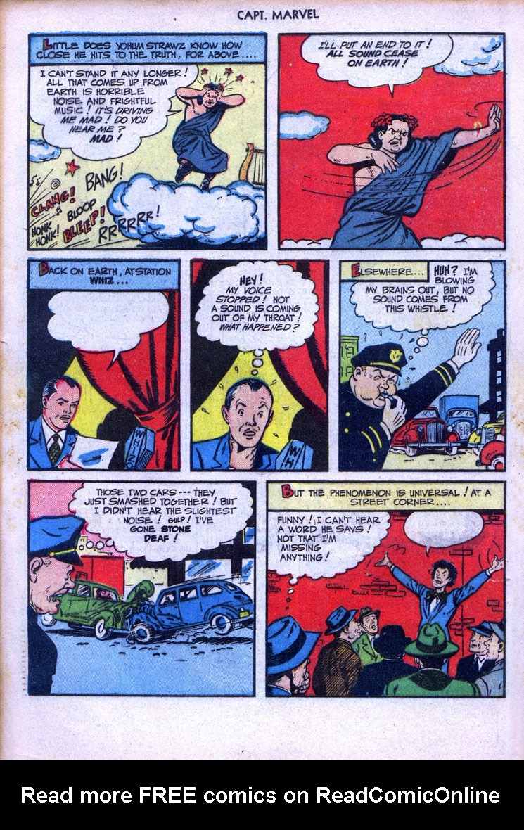 Captain Marvel Adventures issue 87 - Page 27