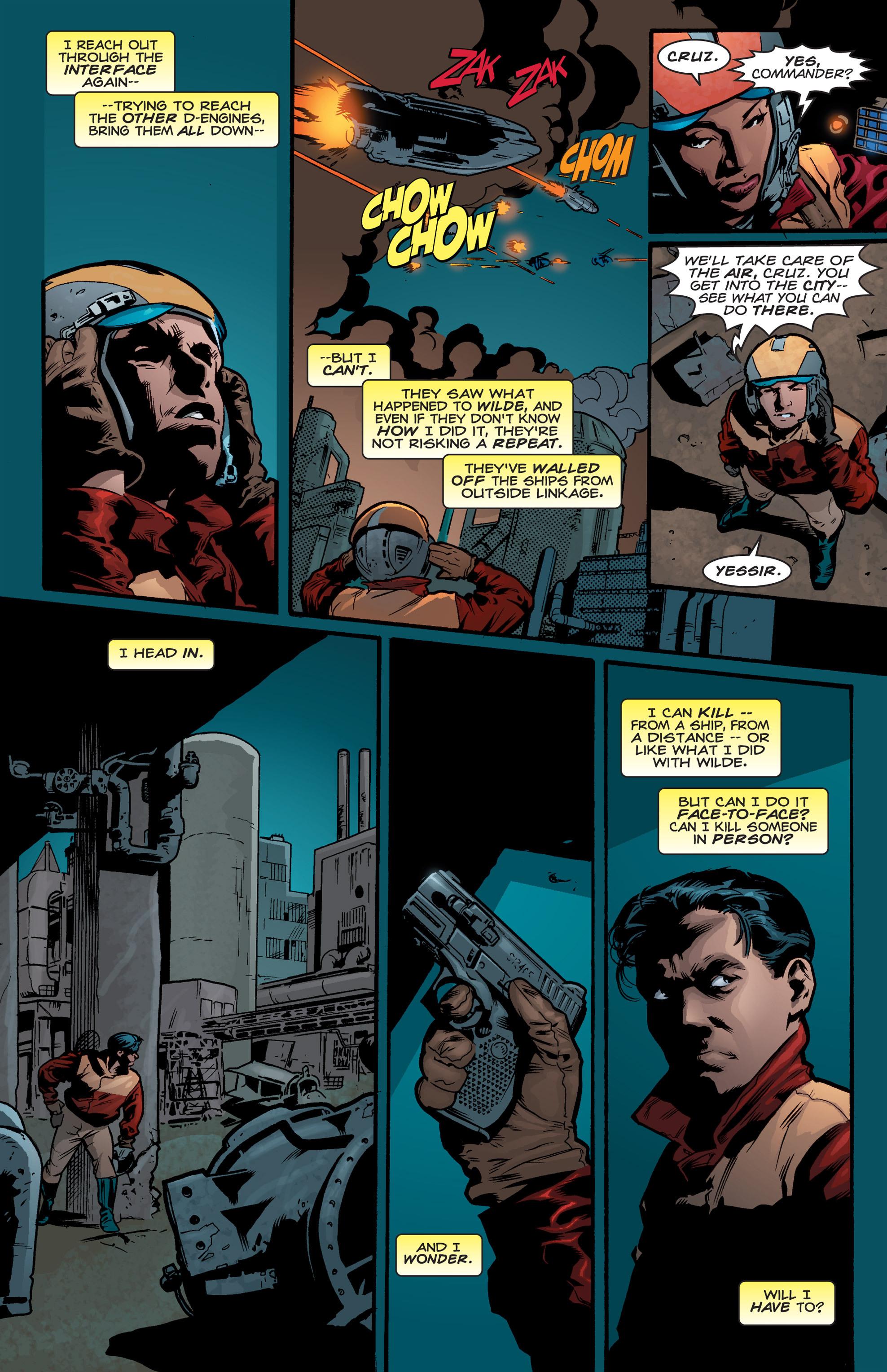 Read online Shockrockets comic -  Issue # TPB - 141
