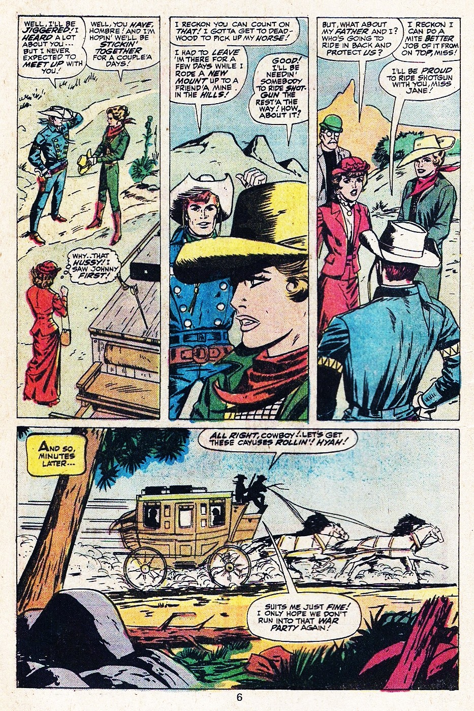The Rawhide Kid (1955) issue 132 - Page 8