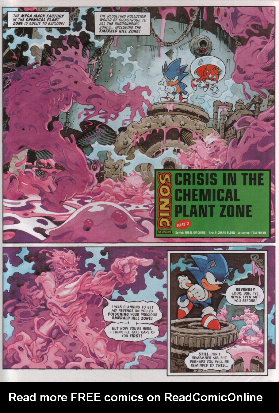 Read online Sonic the Comic comic -  Issue #115 - 3