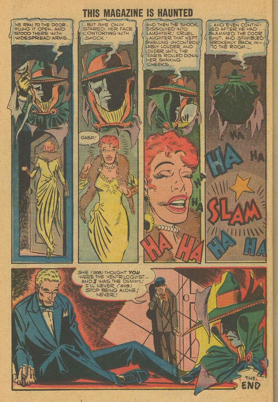 Read online This Magazine Is Haunted comic -  Issue #12 - 26