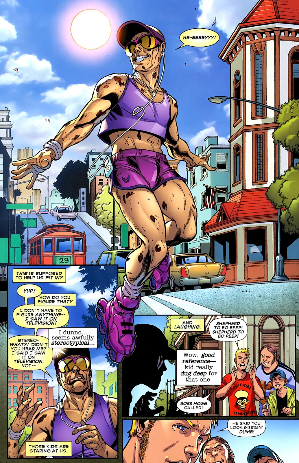 Read online Deadpool (2008) comic -  Issue #15 - 19