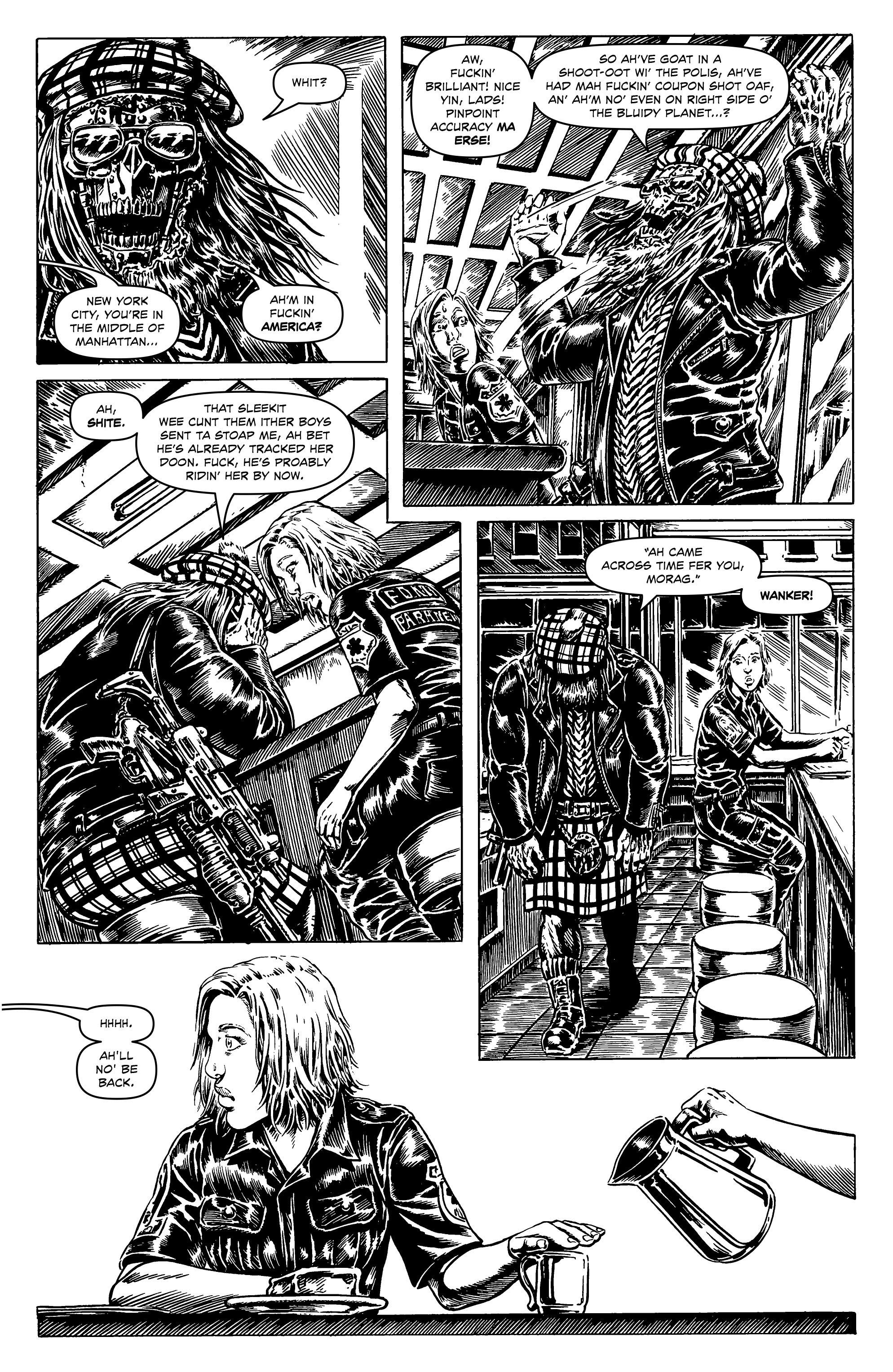 Read online Alan Moore's Cinema Purgatorio comic -  Issue #6 - 21